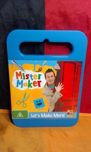 1 of 1 - Mister Maker - Let's Make More! (DVD, 2011)