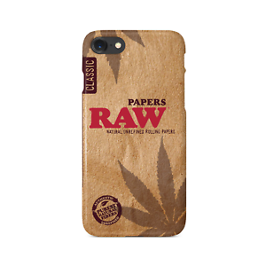 newest 33347 05d03 Details about RAW Papers   Natural Classic Roll Up Paper   iPhone Hard Case    US SELLER