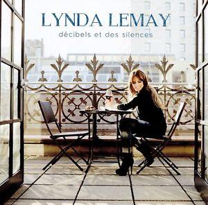 LYNDA-LEMAY-DECIBELS-ET-DES-SILENCES-CD-NEW