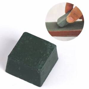 Green-Bar-Polishing-Compound-Leather-Strop-Paste-Sharpening-Tool-3X3X2cm