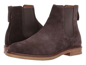 fresh styles best choice pick up Details about Men's Clarks Clarkdale Gobi Chelsea Boot Dark Brown Suede  26127791