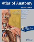 Atlas of Anatomy by Brian R. MacPherson, Michael Schuenke, Anne M. Gilroy, Erik Schulte and Lawrence M. Ross (2012, Paperback, New Edition)