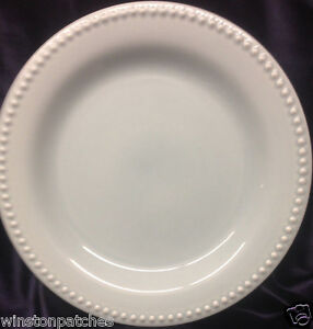 Pottery Barn Portugal Emma Blue Dinner Plate 11 Quot Beaded Edge