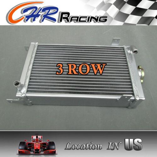 FOR NEW 3ROW ALUMINUM RADIATOR Go-Kart Karting Gearbox Shifter Karts Kart Racing