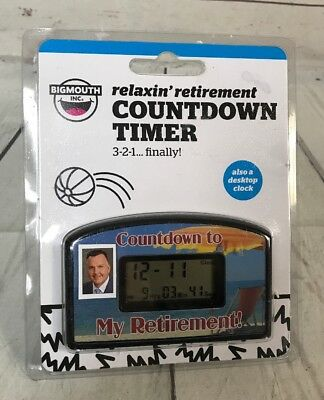 Pregnant Baby  Countdown Desktop Pregnancy Due Date Timer Clock GREAT GIFT!!