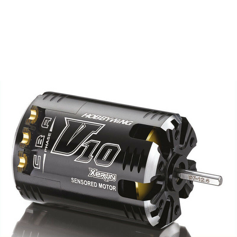 Brushless e-motor xerun v10 6.450 KV 5.5t RC Car 1 10 1 12 hobbywing 30401020043