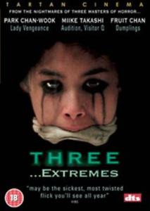 Ling-Bai-Pauline-Lau-Three-Extremes-DVD-NUOVO