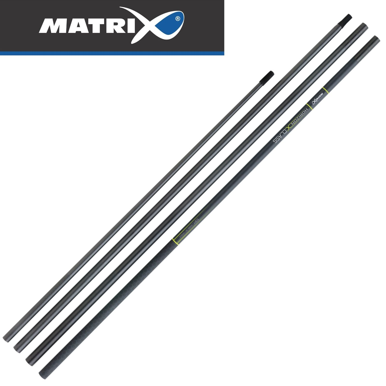 Fox Matrix Horizon X class landing net handle 5 5m - Kescherstab für Kescher