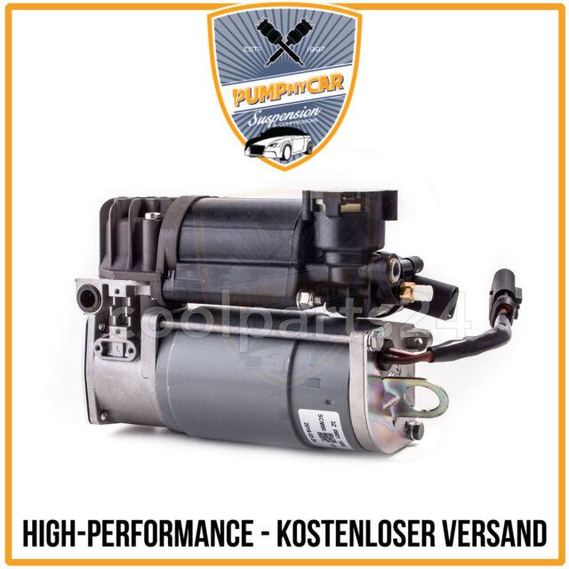 Jaguar Xj6 Xj8 XJR X 350 Luftfederung Kompressor Pumpe Dichtungs-Reparatursatz
