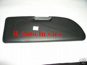 FIAT  600D E 850 SPECIAL SPORT PANTINA ALETTE PARASOLE GRIGIA SUN VISORS