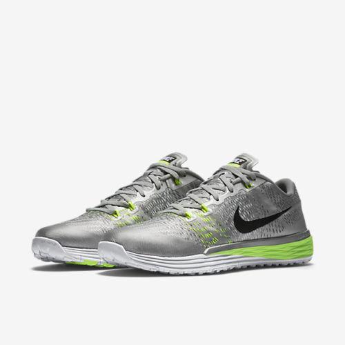 Nike air max 695484-001 uomini scarpe di pelle bianca, nera come scarpe da ginnastica