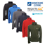 Regatta-Mens-Thompson-Half-Zip-Lightweight-Base-layer-Fleece-Pullover-From-8-99 miniature 1
