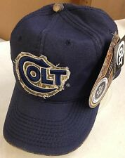 Colt Gun Navy Cap W/ Realtree Applique Men's Hat Licensed NEW---worldwide ship