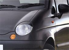 Cilia head lights Headlights eyebrows Daewoo Matiz 1998
