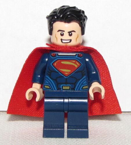 Lego New Superman From Set 76044 Minifigure Figure DC Comics