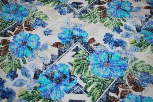 Rayon Crepe woven fabric natural fiber rayon plant based vintage floral print