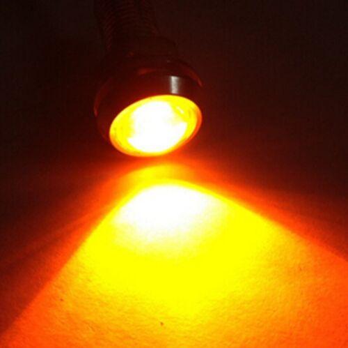 1 Pair 12V 15W Car Motor Daytime Running Lamp Spotlighting LED Light NR7