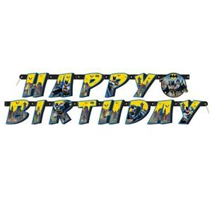 BATMAN-HAPPY-BIRTHDAY-LETTER-BANNER-182CM-LONG-DC-COMICS-NEW-GIFT