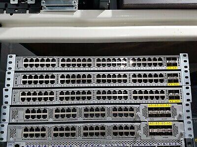 Cisco Nexus 2248tp 1ge Fabric Extender 48 Port 1u Switch Das Ganze System StäRken Und StäRken