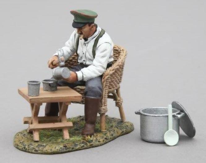 Thomas Gunn WW1 Deutsch GW067B Koch Reparatur Pfannen MIB  | Reparieren