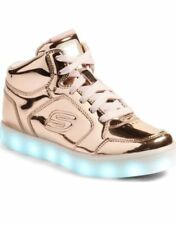 0352585b133 item 1 Kids Skechers Childrens S Lights Energy Lights Light Up High Top  Lace Trainers -Kids Skechers Childrens S Lights Energy Lights Light Up High  Top Lace ...