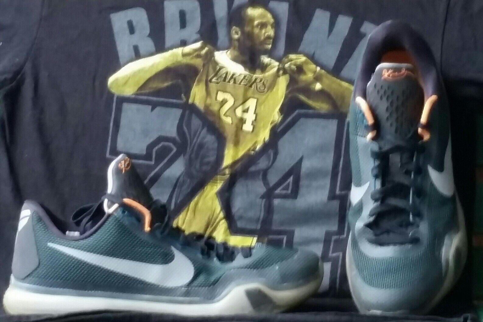 Nike Men's Kobe X 10 Flight Size 13 13 13 Basketball Sneakers c09fde