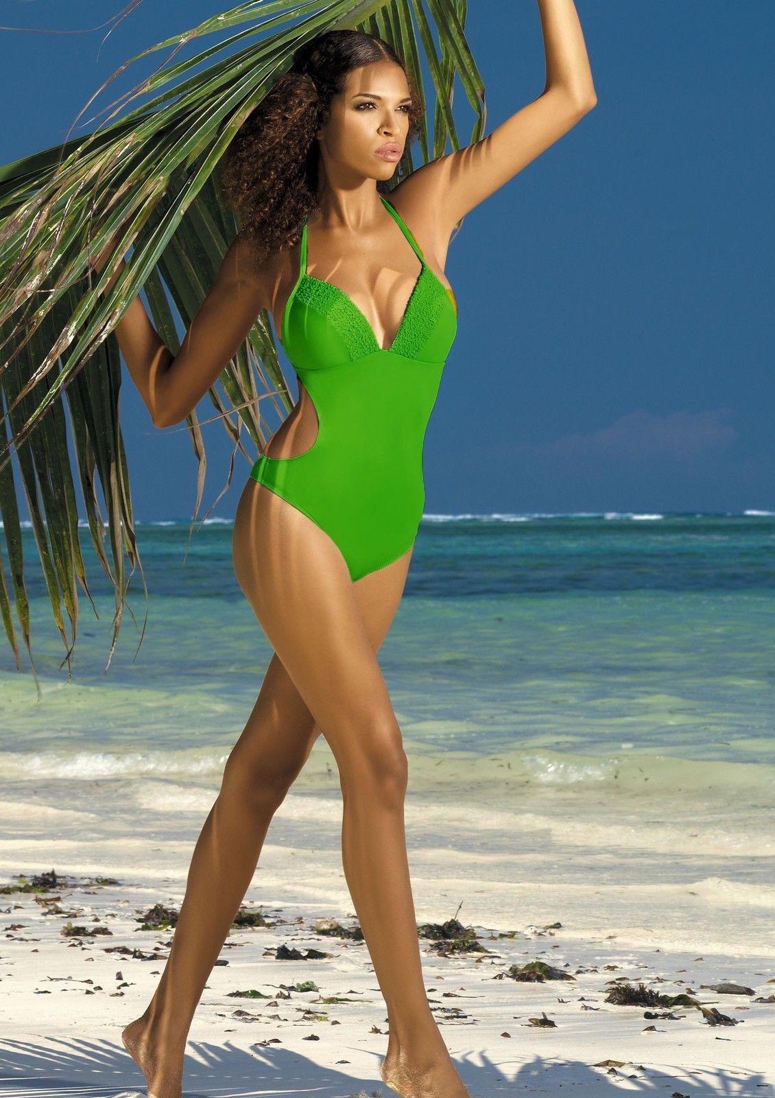 Elegant & Sexy Monokini She  Nadine  Gr.36,38,40,42 Gr.36,38,40,42 Gr.36,38,40,42 in grün und himbeere | New Product 2019  | Erste Gruppe von Kunden  | Offizielle Webseite  97e5e2