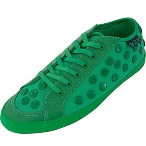 Castelbajac Sneakers De Lezard Blue Jc Lady Zq8wax7