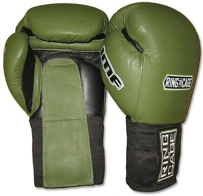 Limited Edition New! RING TO CAGE Deluxe MiM-Foam Sparring Gloves