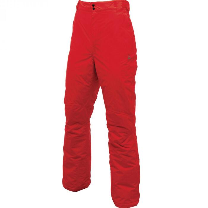 DARE2B Abtauchen Herren Salopettes Ski Hose Warm Warm Warm Gefüttert Rot DMW050 789143