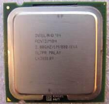 Processore Intel Pentium 4 520J SL7PR 2.80GHz 800MHz FSB 1MB Cache Socket 775
