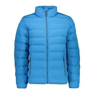 CMP Daunenjacke Jacke MAN JACKET blau wasserabweisend atmungsaktiv | eBay