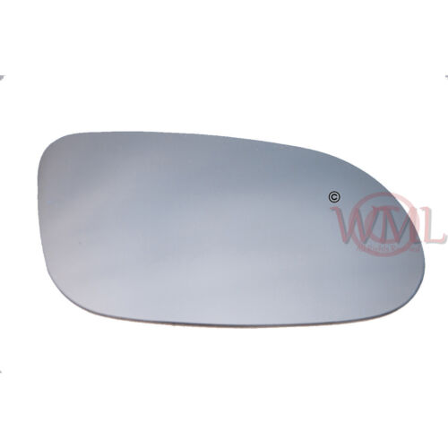 MERCEDES SLK 1996-/>2003 CONVEX WING//DOOR MIRROR GLASS WITH STICKY PAD,RIGHT SIDE
