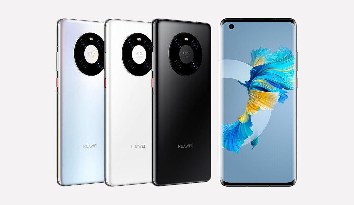 """Image 01 - Huawei Mate 40E 5G 128GB 256GB 6.5"""" 64MP Kirin 990E 5G 4200mAh Phone CN FREESHIP"""