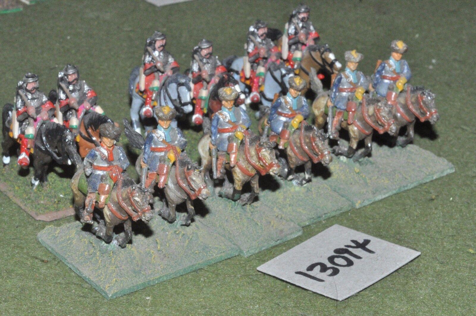 25mm renaissance   polish - cavalry 12 cavalry - cav (13094)