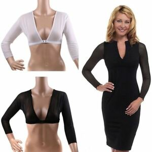 e75a679c5470a Image is loading Plus-Size-Seamless-Arm-Shaper-Amazing-Arms