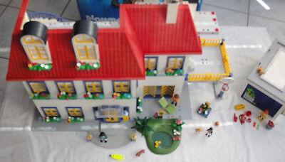 für Haus 3965 7336 7337 7338 Playmobil Ersatzteil Dach schmal System X