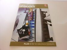 PC Pro Magazine Booklet - Essential Upgrades & Silence Your PC - August 2008