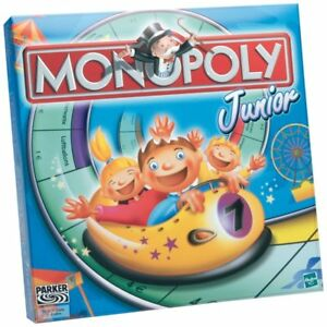 Hasbro Monopoly Junior 2010