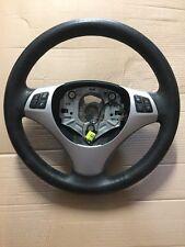 BMW SERIE 1 3 E90 E91 E81 E82 E87 multi funzione volante in pelle