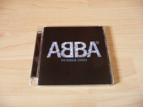 1 von 1 - CD Abba - Number Ones - 2006 - 18 Songs - Blue Edition