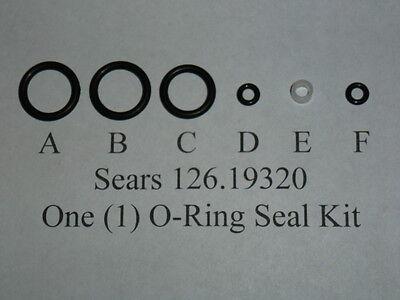 Crosman 160 Rifle Two Complete O-Ring Seal Reseal Kits .22 cal. 2