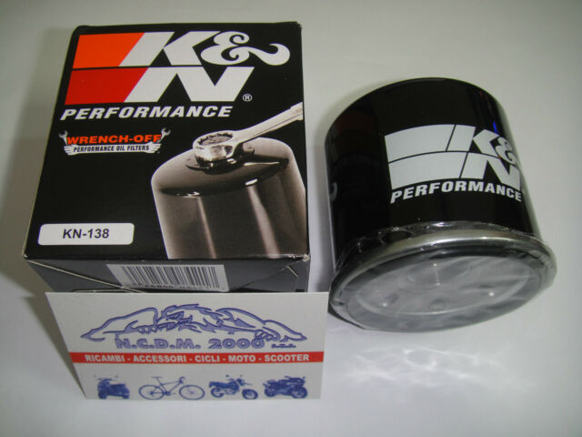 ÖLFILTER K&N 2699138 SUZUKI GSX R (K6/K7)6002006-2007