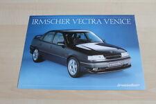 121316) Opel Vectra A Venice - Irmscher - Prospekt 08/1991