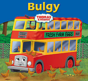 Thomas-amp-Friends-Bulgy-Thomas-Story-Library-UNKNOWN-Very-Good-Book