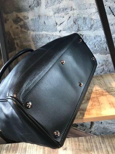 bandolera Balenciaga cierre detalle Bolso con de de negro grande 6qw8S