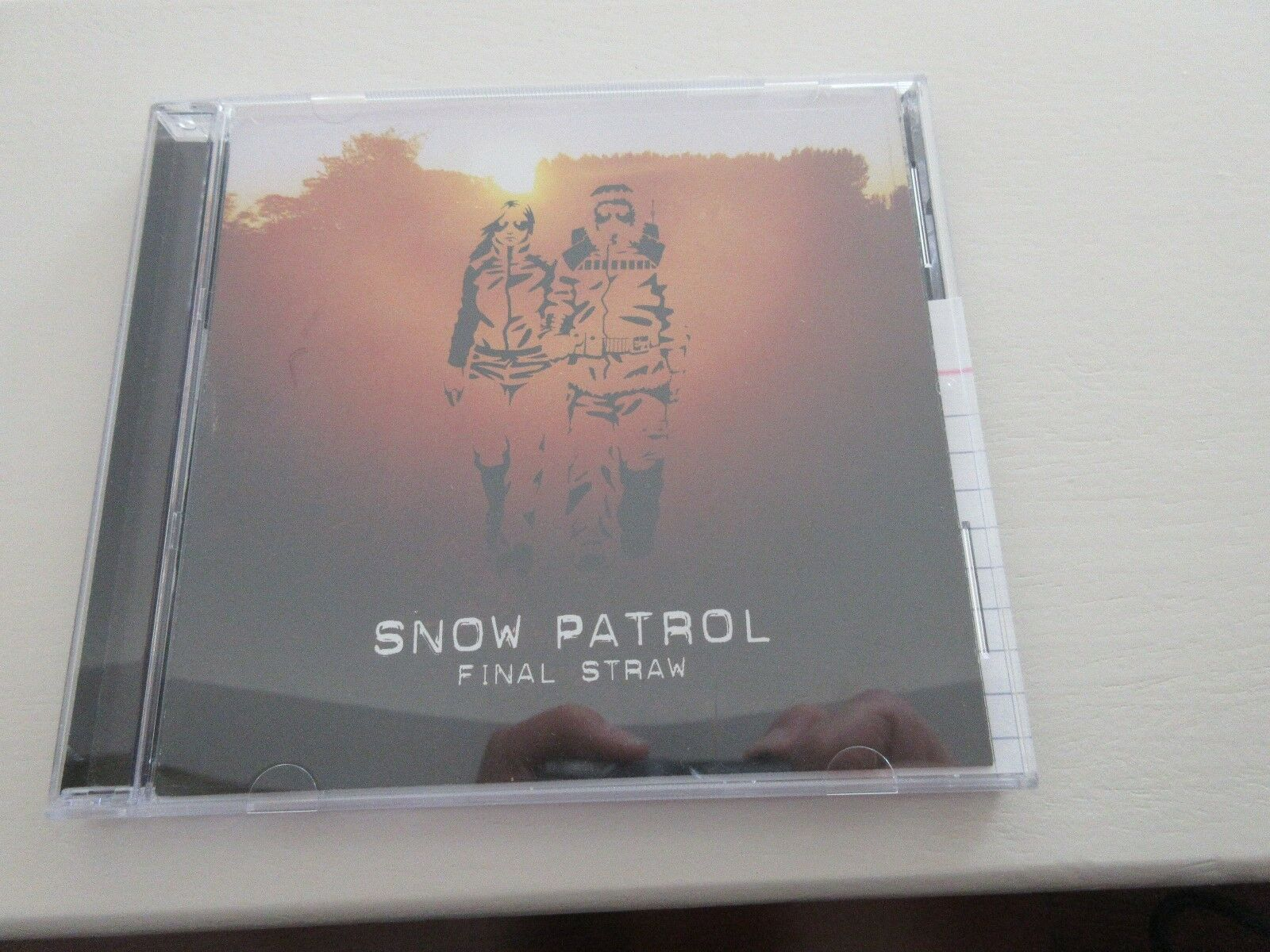 Snow Patrol , Final Straw , CD