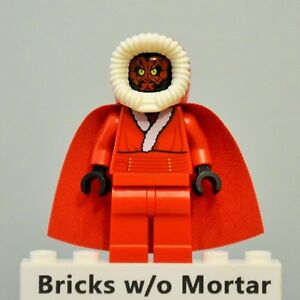 LEGO Minifigure Star Wars sw763 Christmas minifig FREE POST Santa Darth Maul