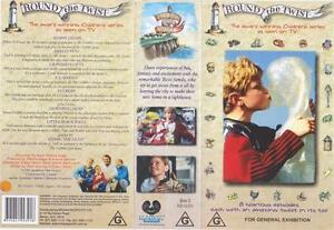 ROUND-THE-TWIST-TAPES-5-AND-6-VHS-VIDEO-PAL-RAREAUSTRALIAN-CHILDRENS-TELEVISON