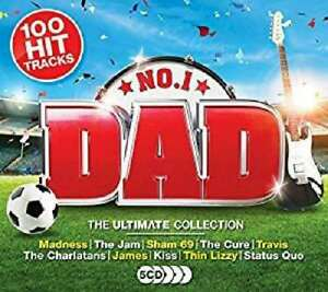 Numero-1-Dad-The-Ultimate-Collection-2017-100-track-5-CD-Neuf-Scelle-Madness